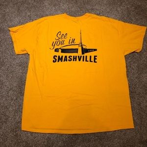 Nashville Predators NHL Smashville Shirt